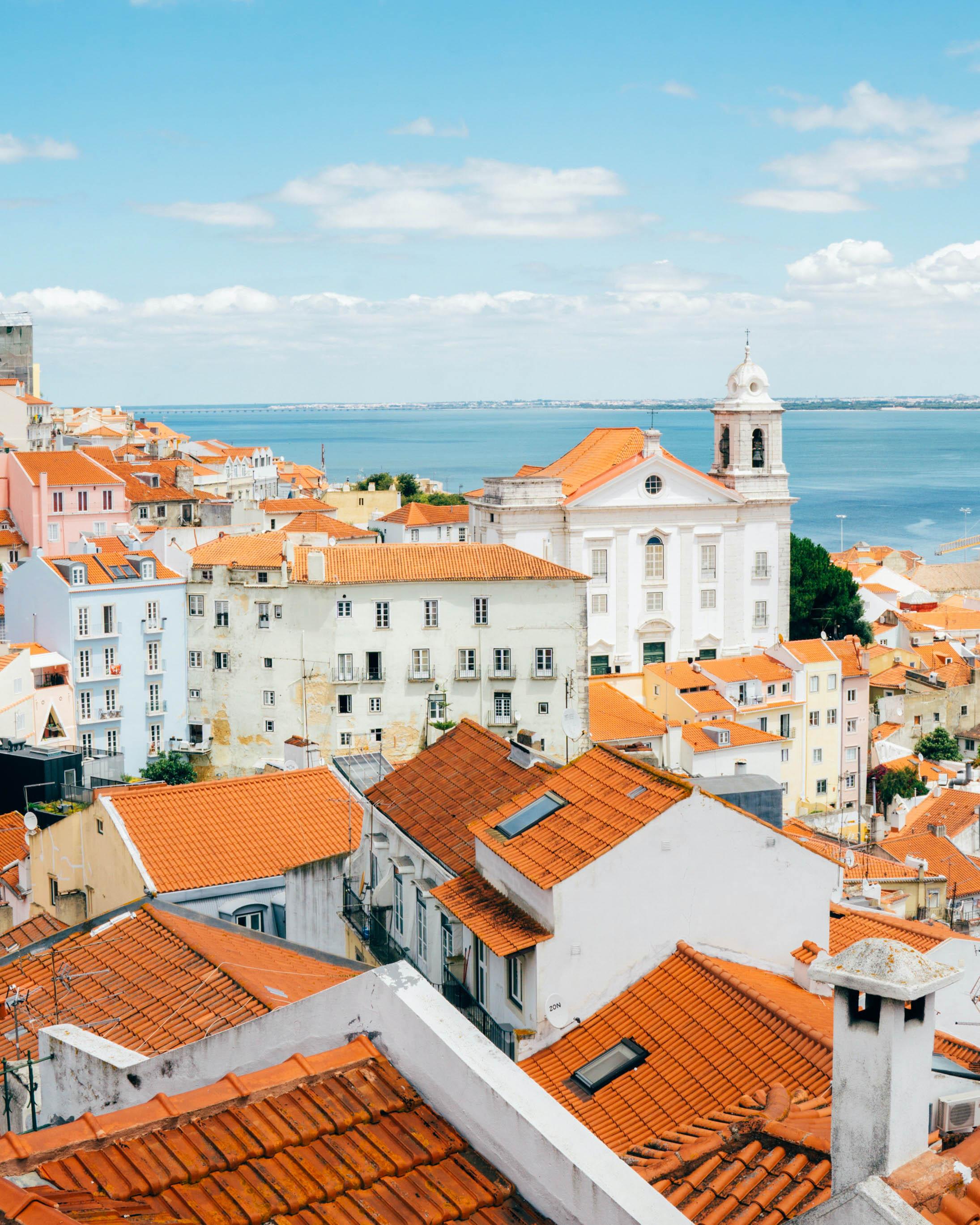 Португалія Лісабон Алфама