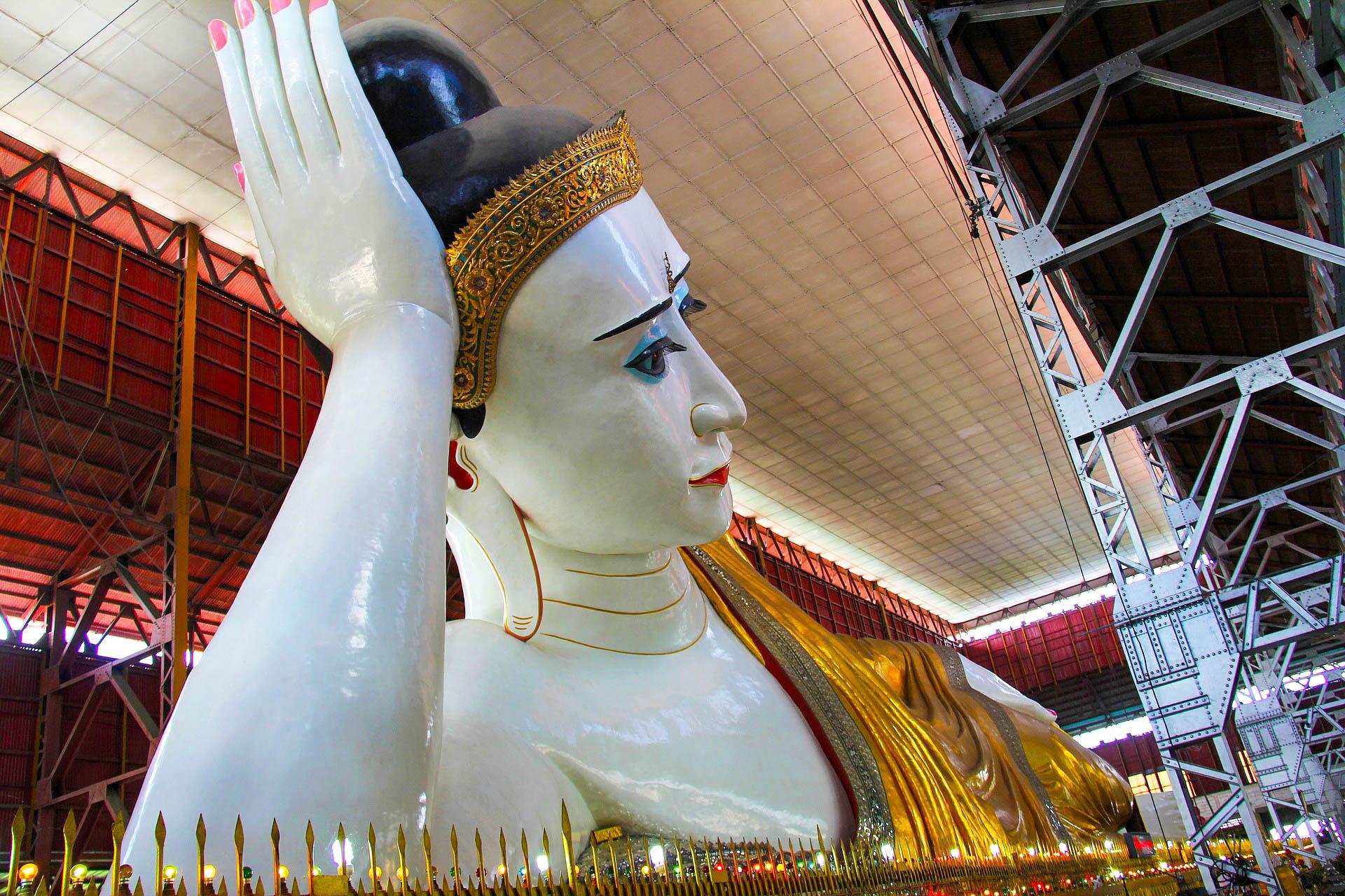 М'янма Янгон Чаутаджі
