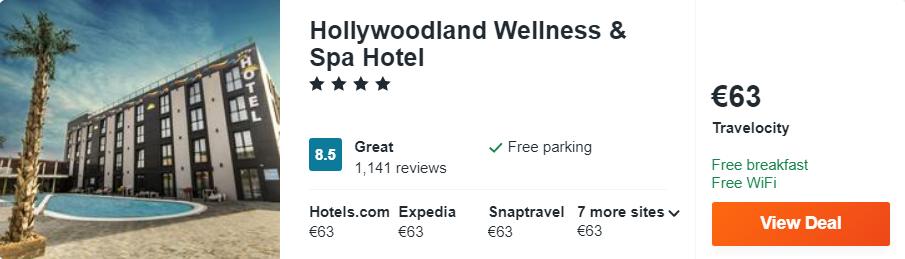 Hollywoodland Wellness & Spa Hotel