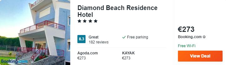 Diamond Beach Residence Hotel