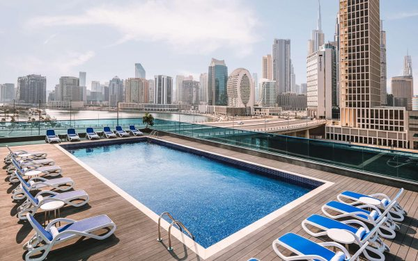 Radisson Blu Hotel Dubai Canal View