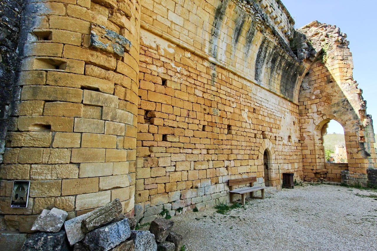 Франція Замок Коммарк