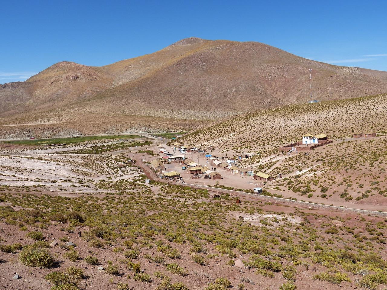 Чилі Сан-Педро-де-Атакама