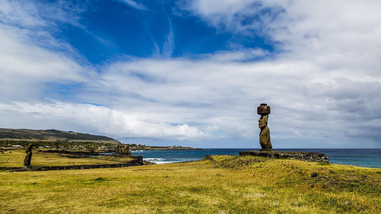 Чилі острів Пасхи