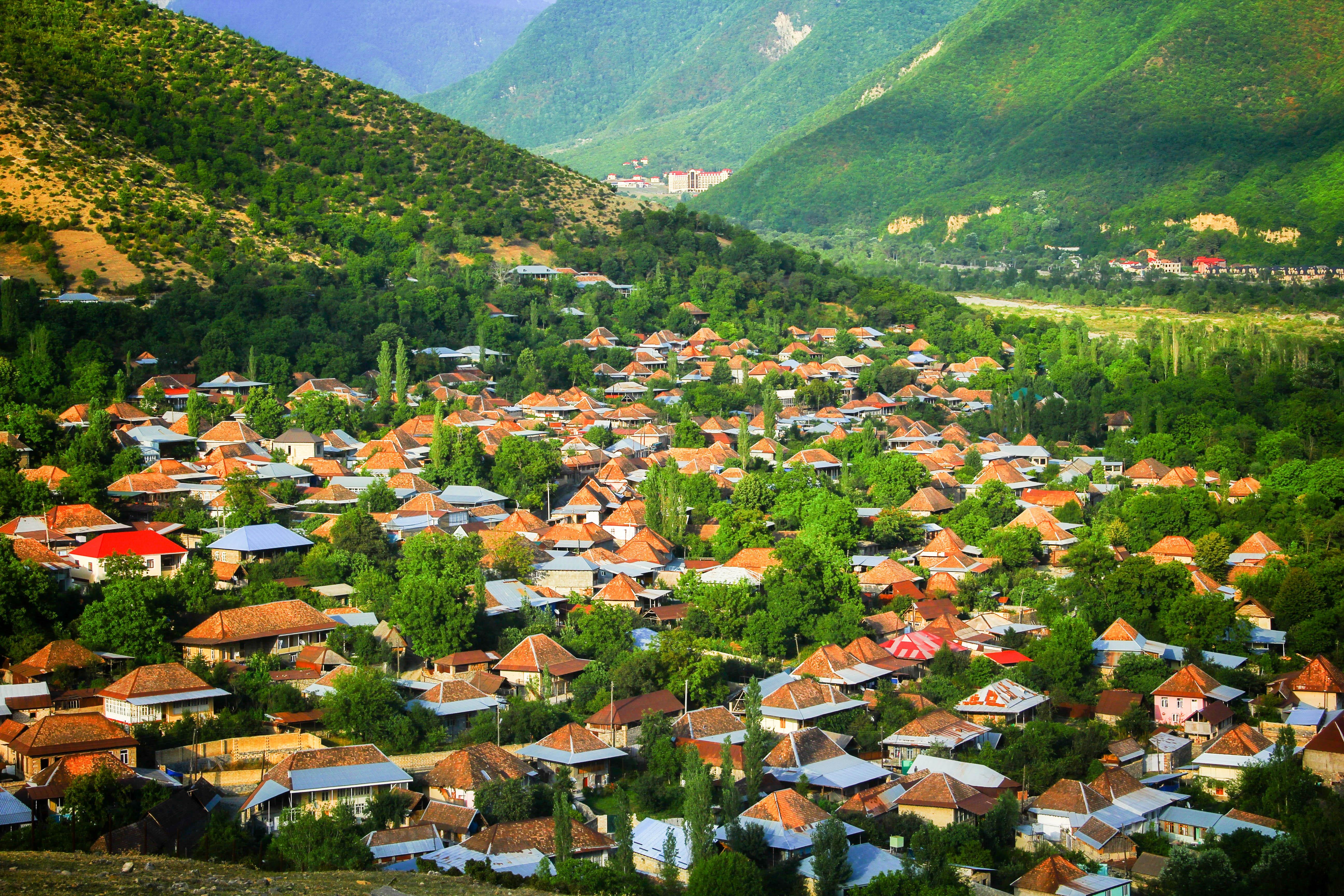 Азербайджан Шекі