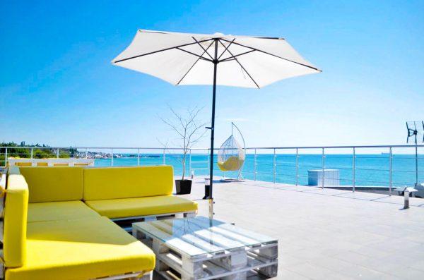 Klaster Seaview Hotel