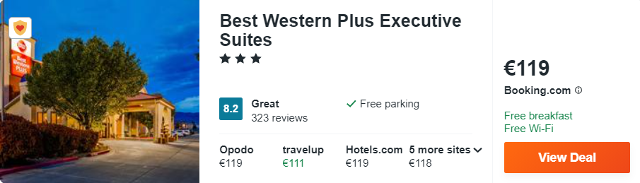 Best Western Plus Executive Suites