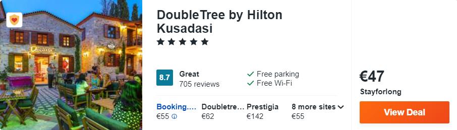 DoubleTree by Hilton Kusadasi