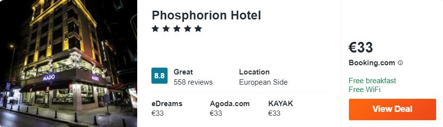 Phosphorion Hotel