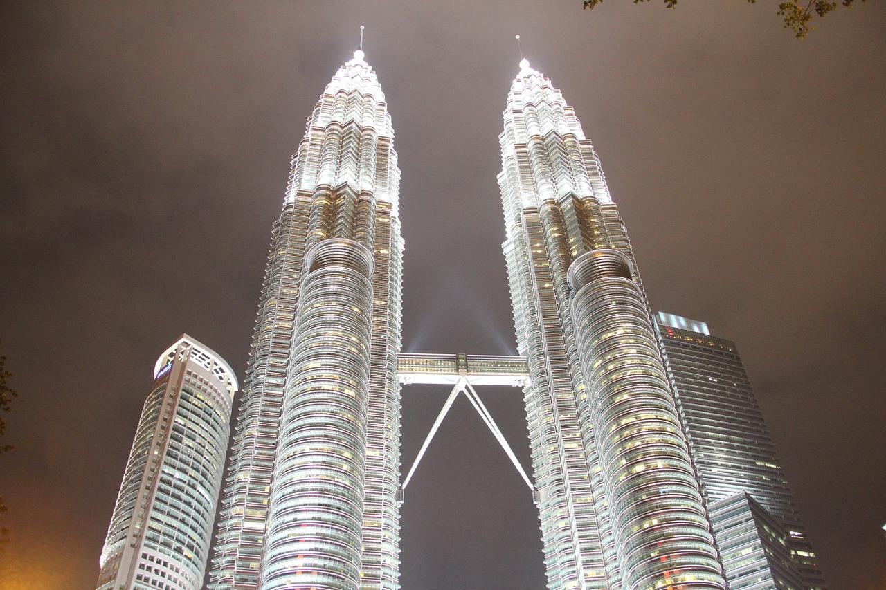 Малайзія Куала-Лумпур Петронас