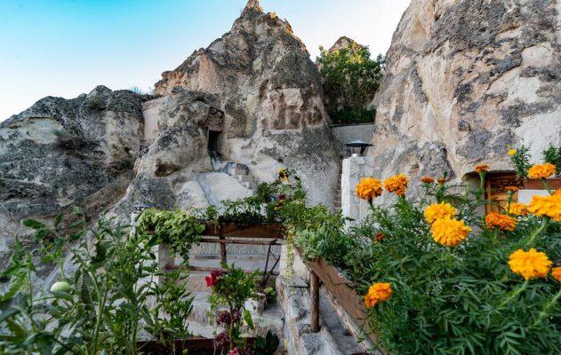 Cappadocia Ennar Cave