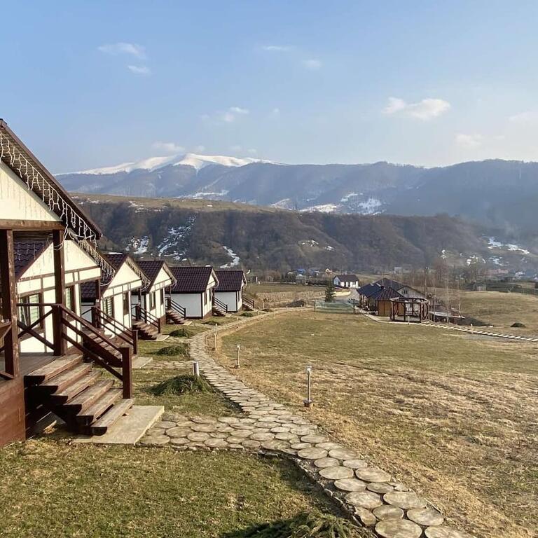 Kolochava Eco Resort