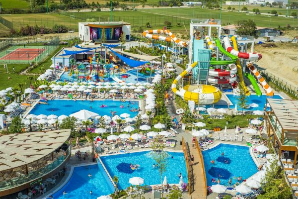 Dream World Aqua Hotel