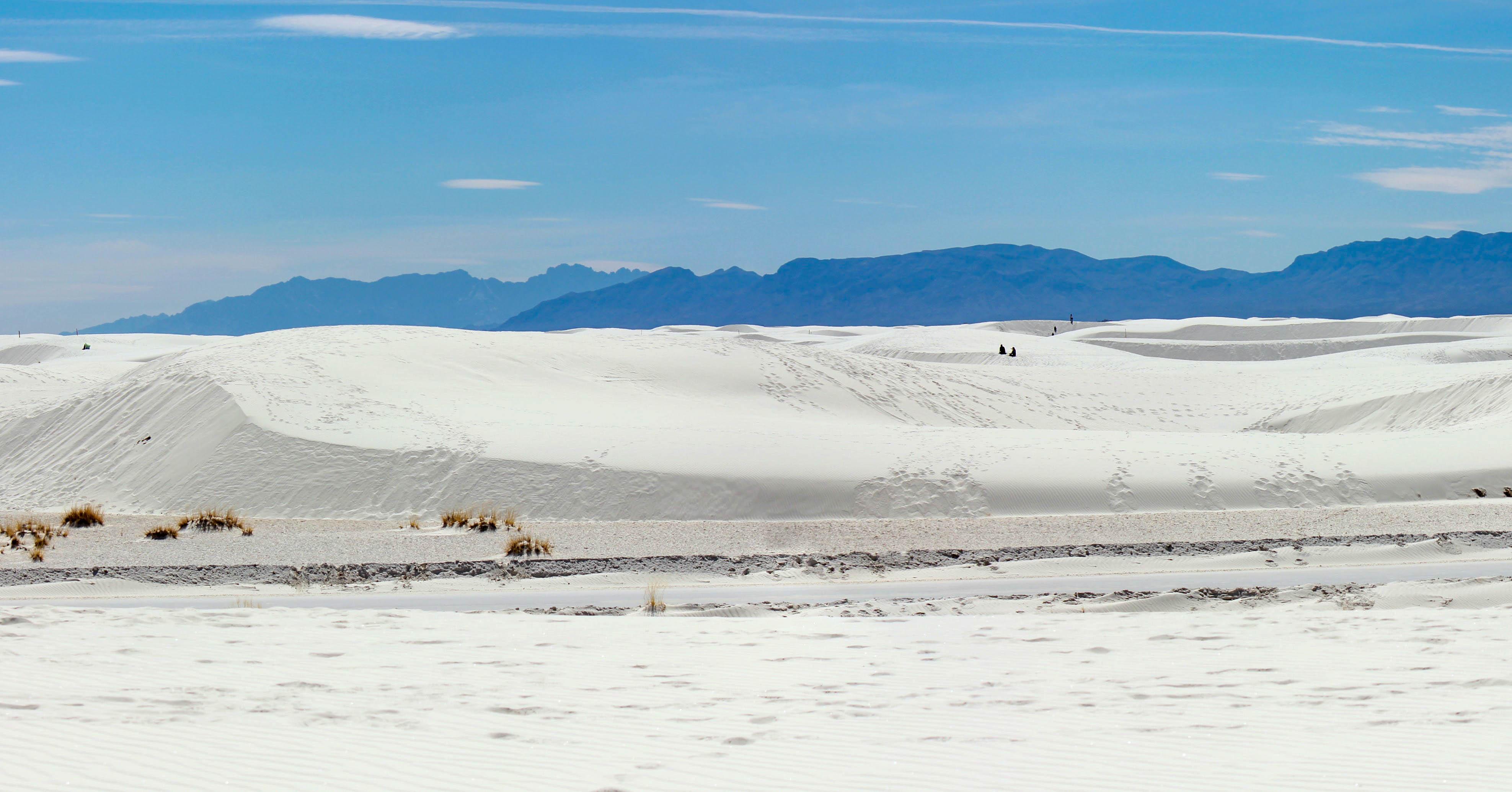 США Нью-Мексико Білі піски