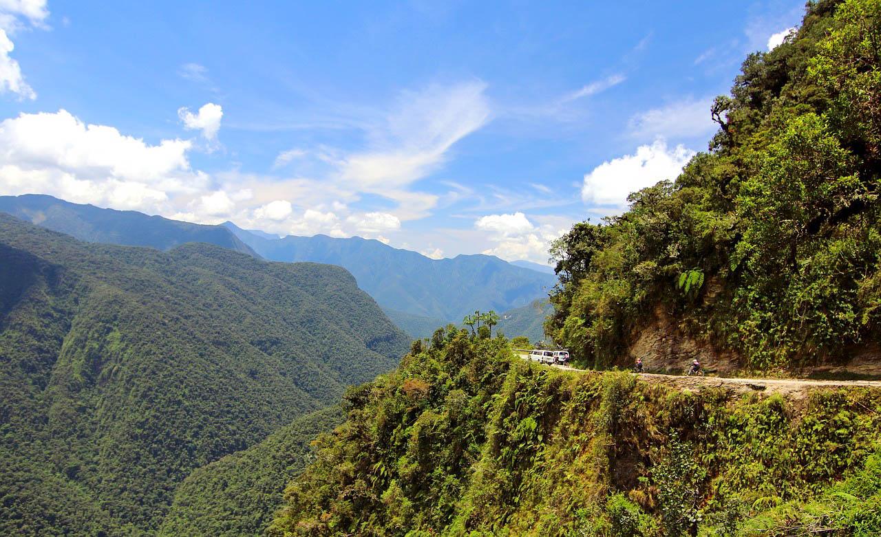 Болівія Дорога Смерті