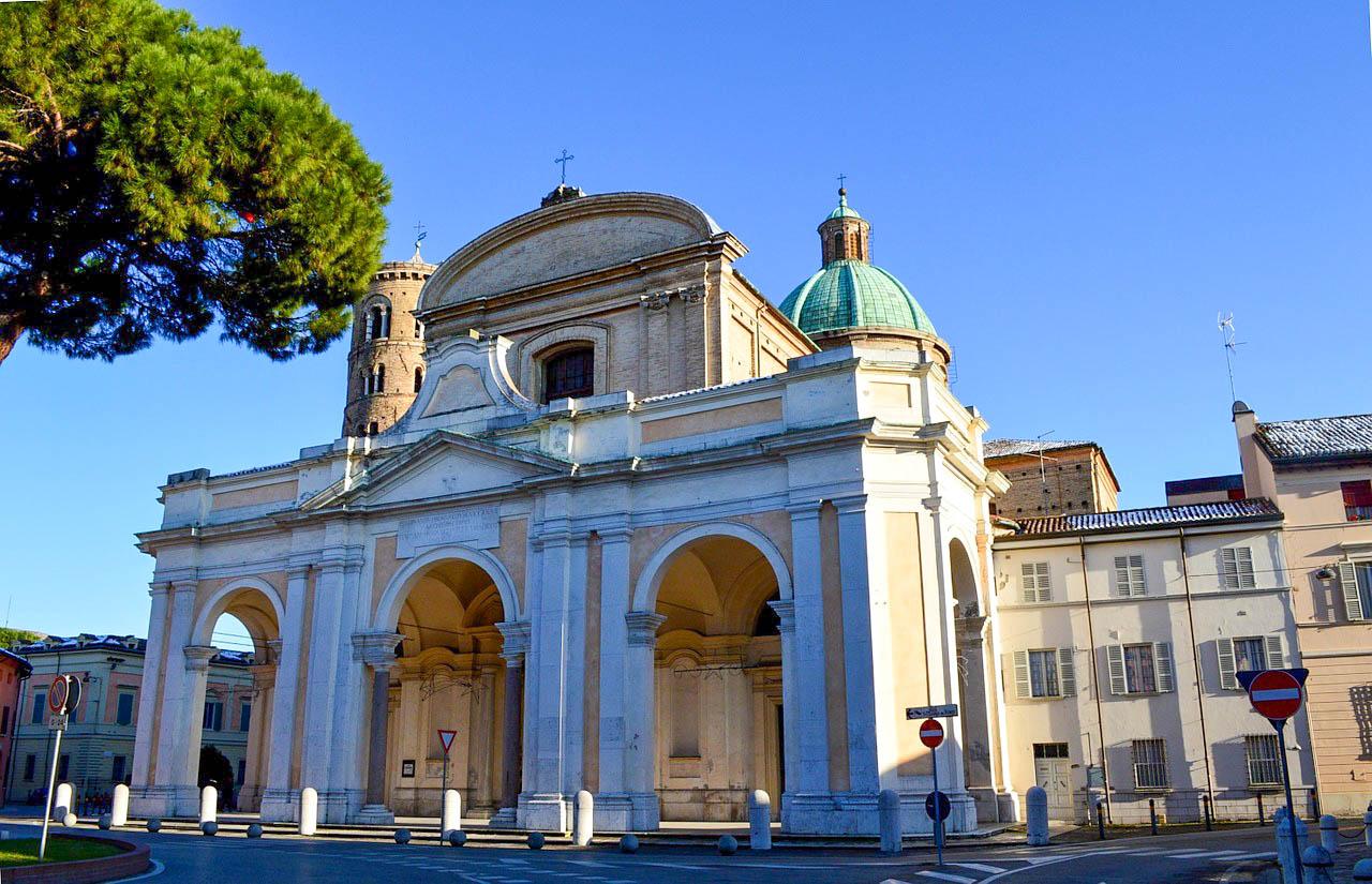 Італія Равенна