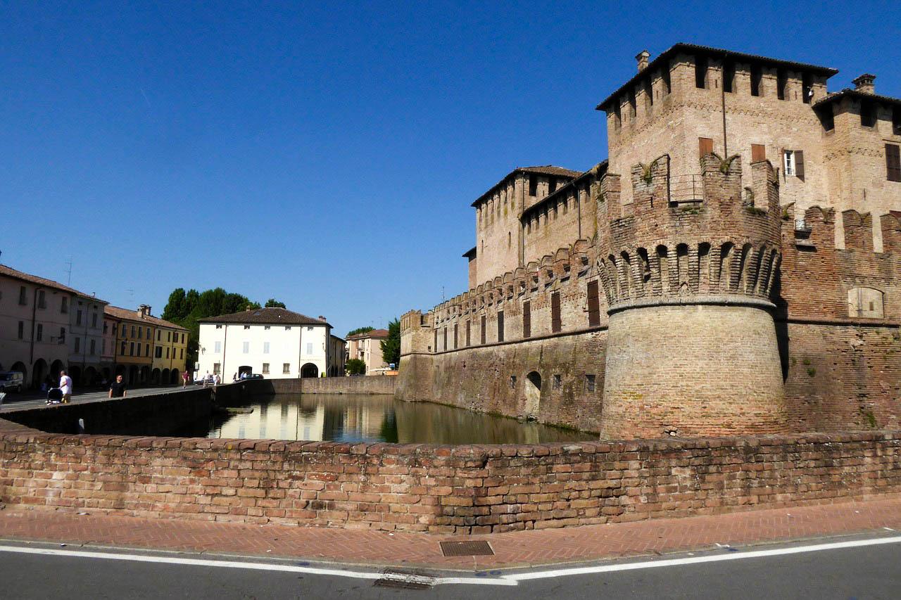 Італія Фіденца Rocca Sanvitale