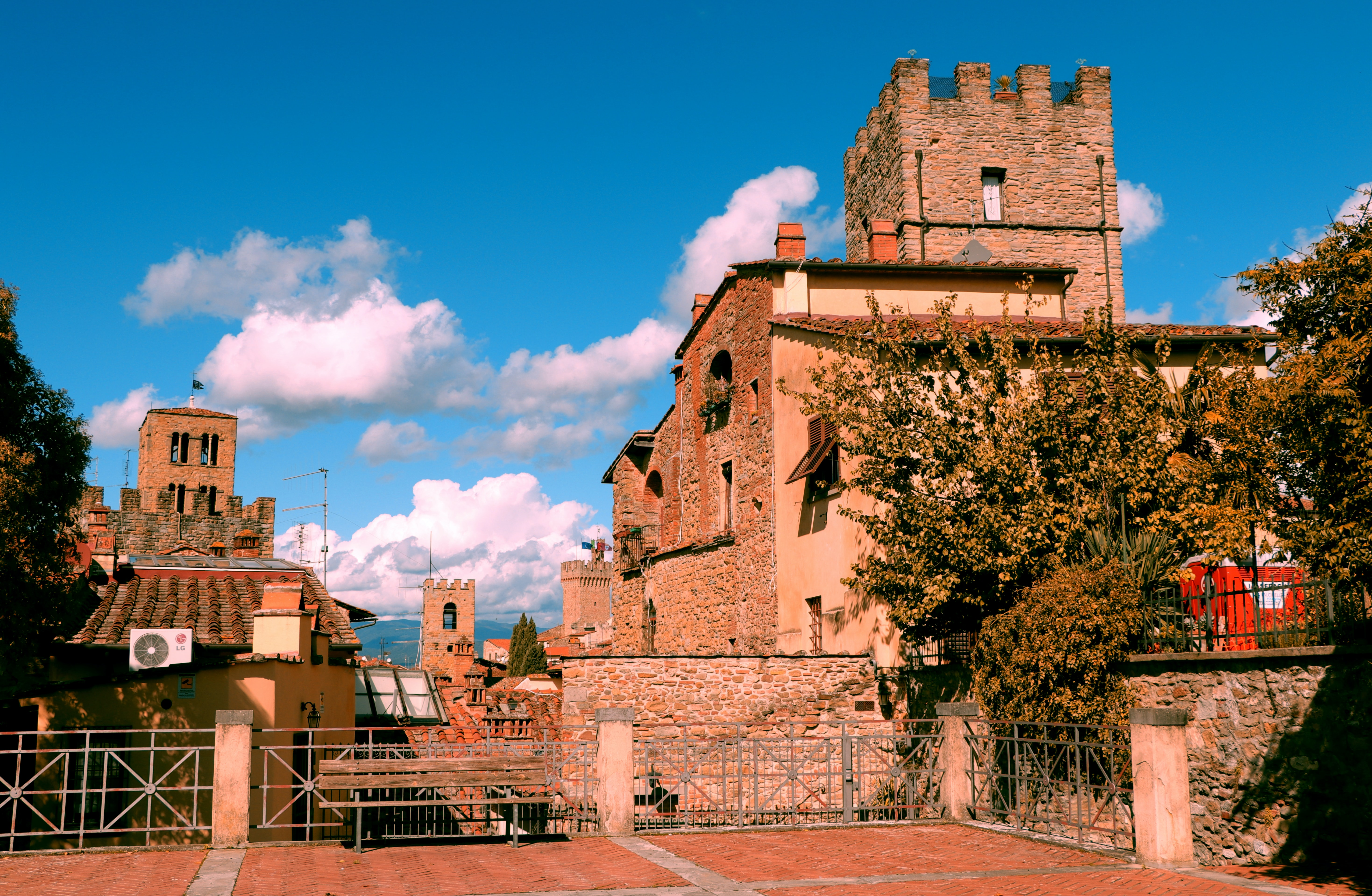 Італія Тоскана Ареццо