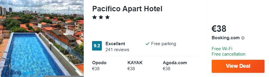Pacifico Apart Hotel