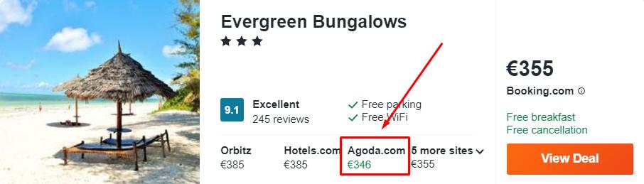Evergreen Bungalows