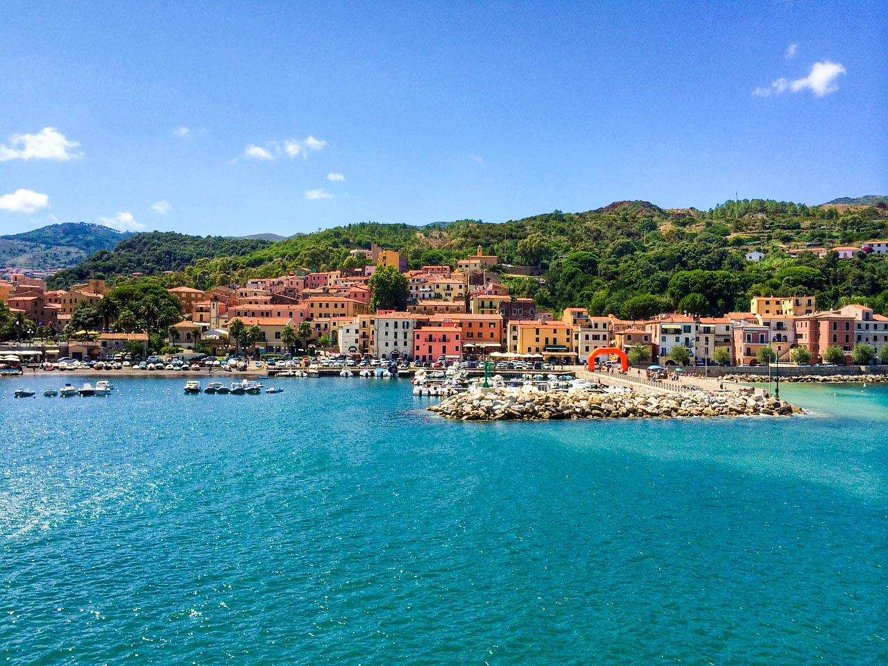 Італія Тоскана Ельба