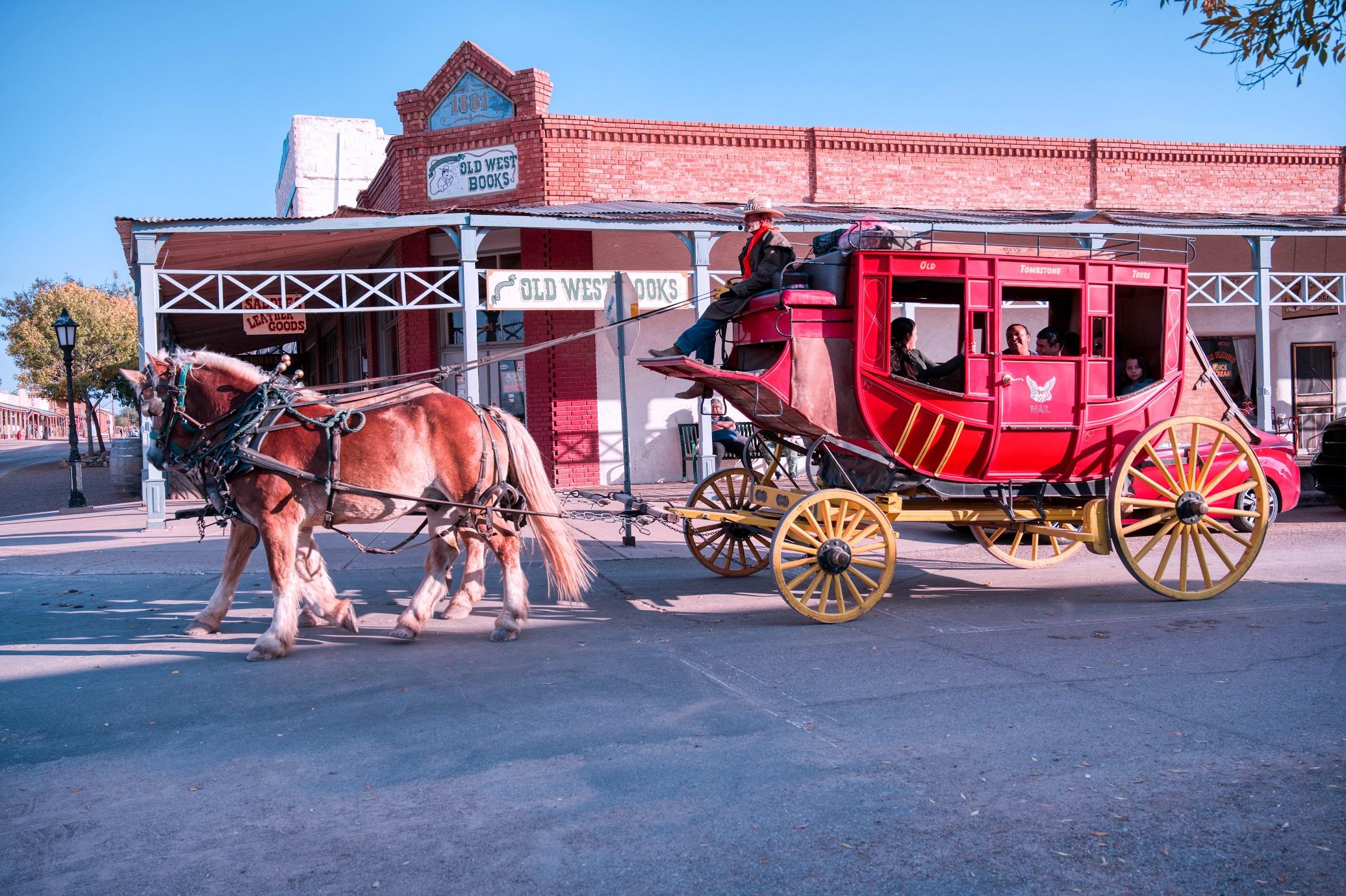 США Аризона Томбстоун
