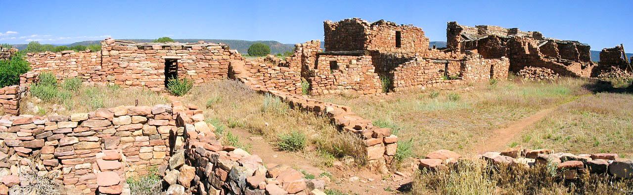 США Аризона Форт-Апачі Кінішба