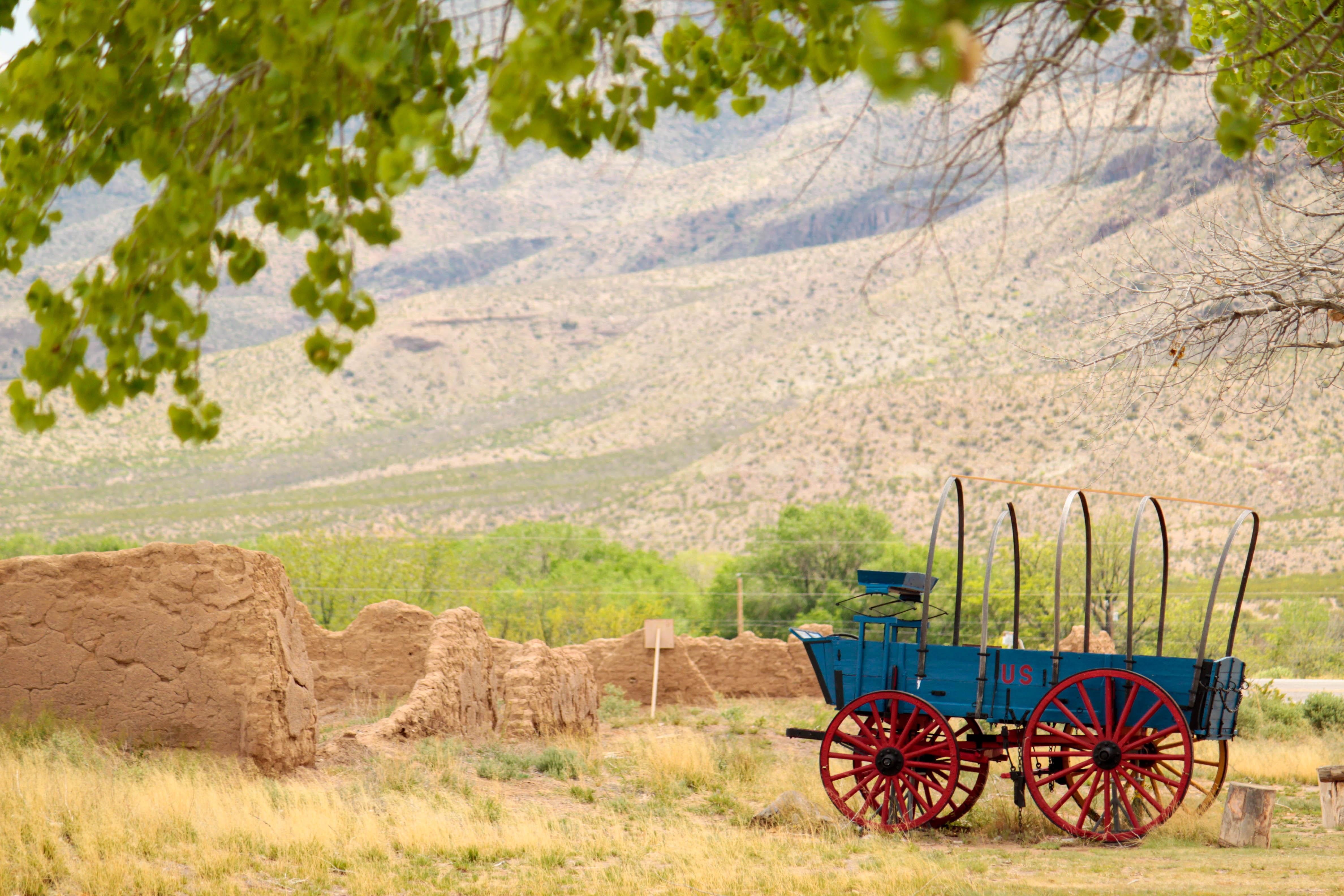 США Нью-Мексико Форт