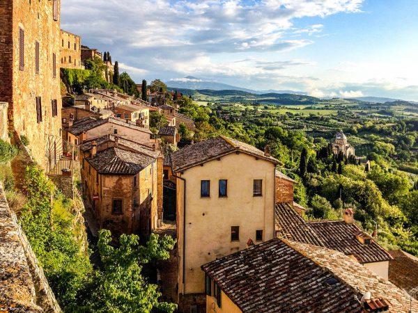 Італія Тоскана Монтепульчано