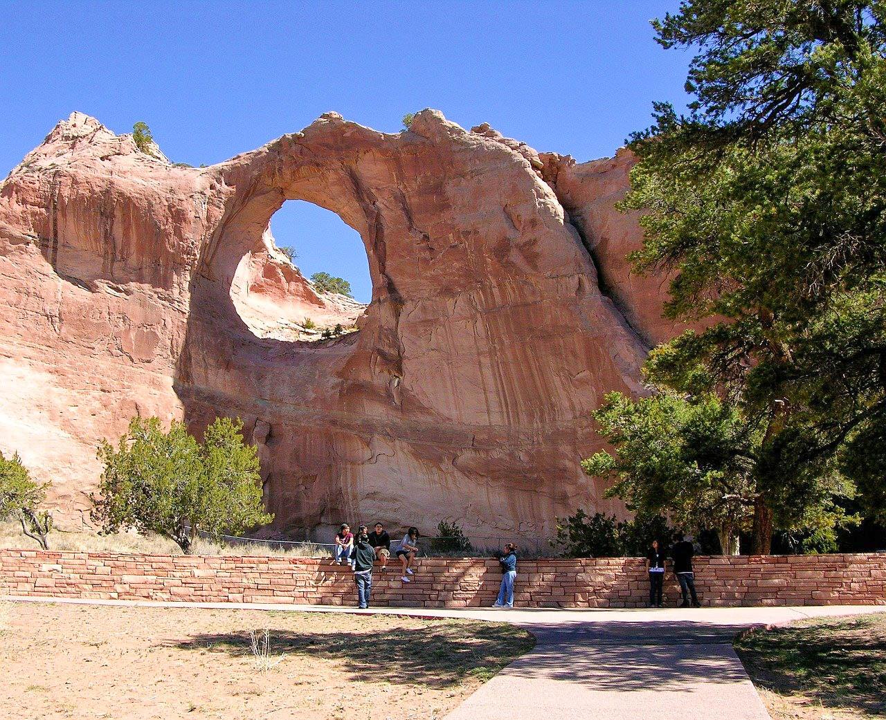 США Аризона Нью-Мексико