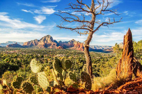 США Аризона Седона