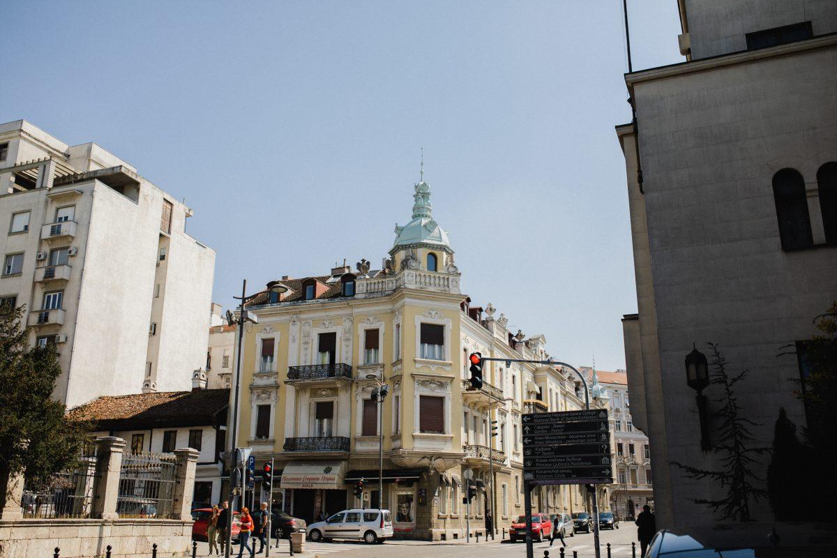 столиція Сербії Белград