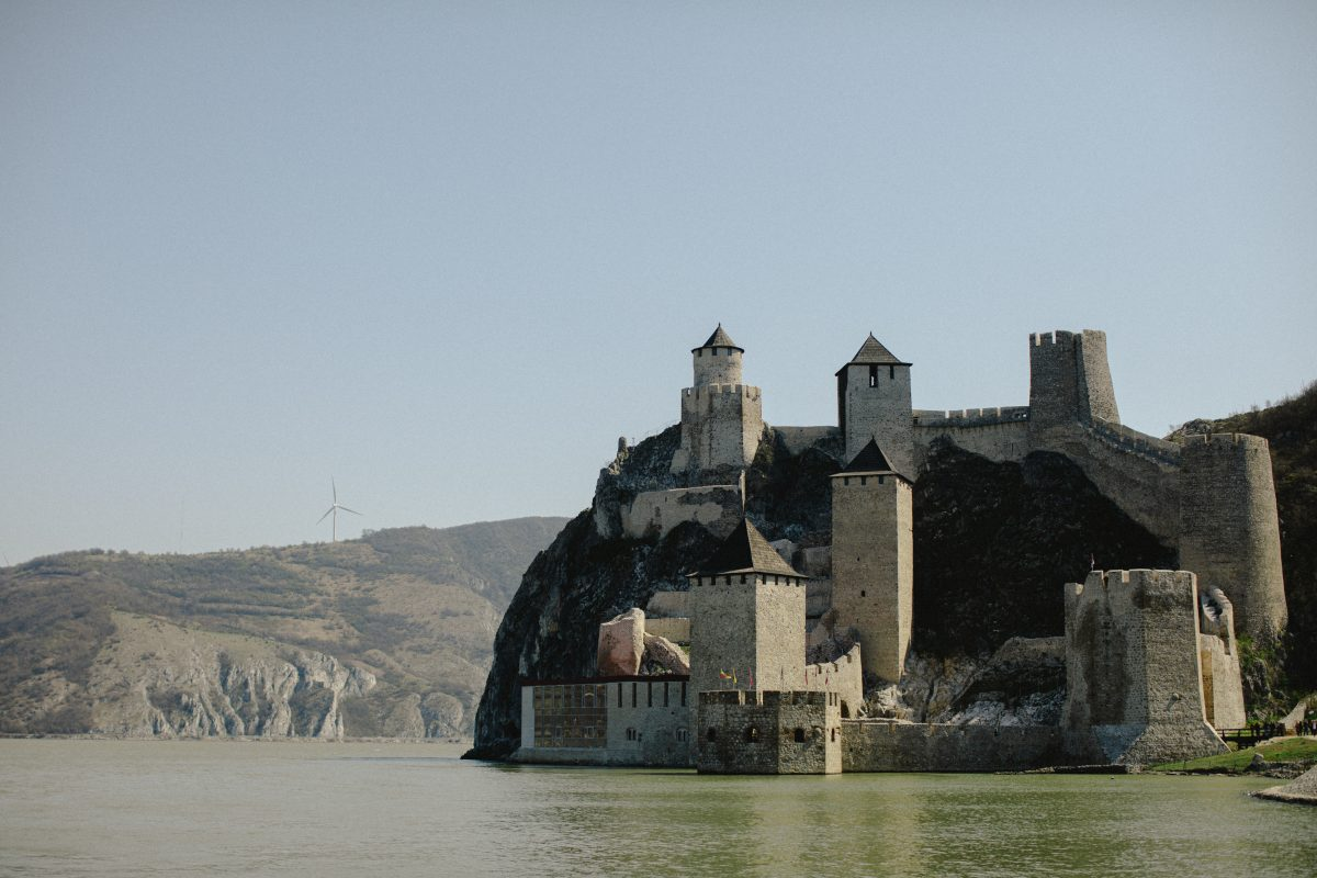 фортеця Сербія