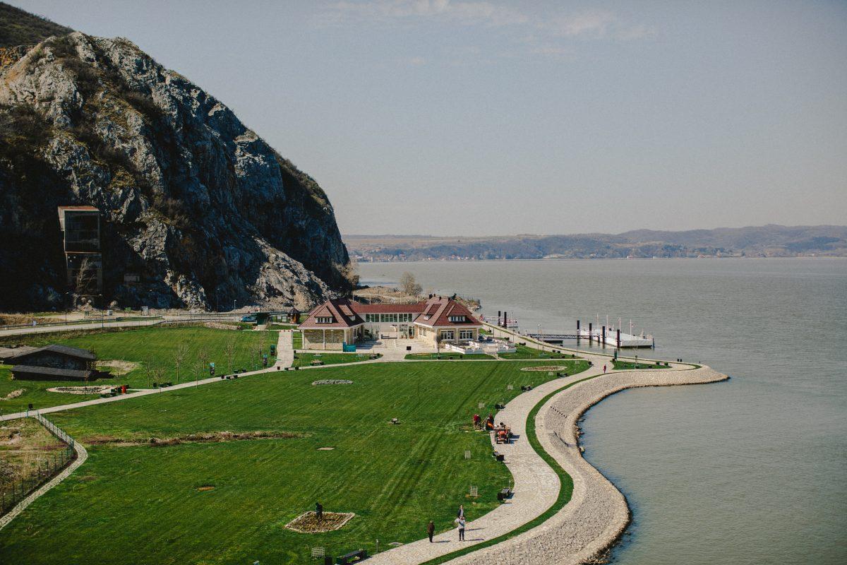 на Дунаю в Сербії