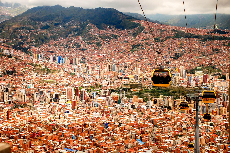 Болівія Ла-Пас