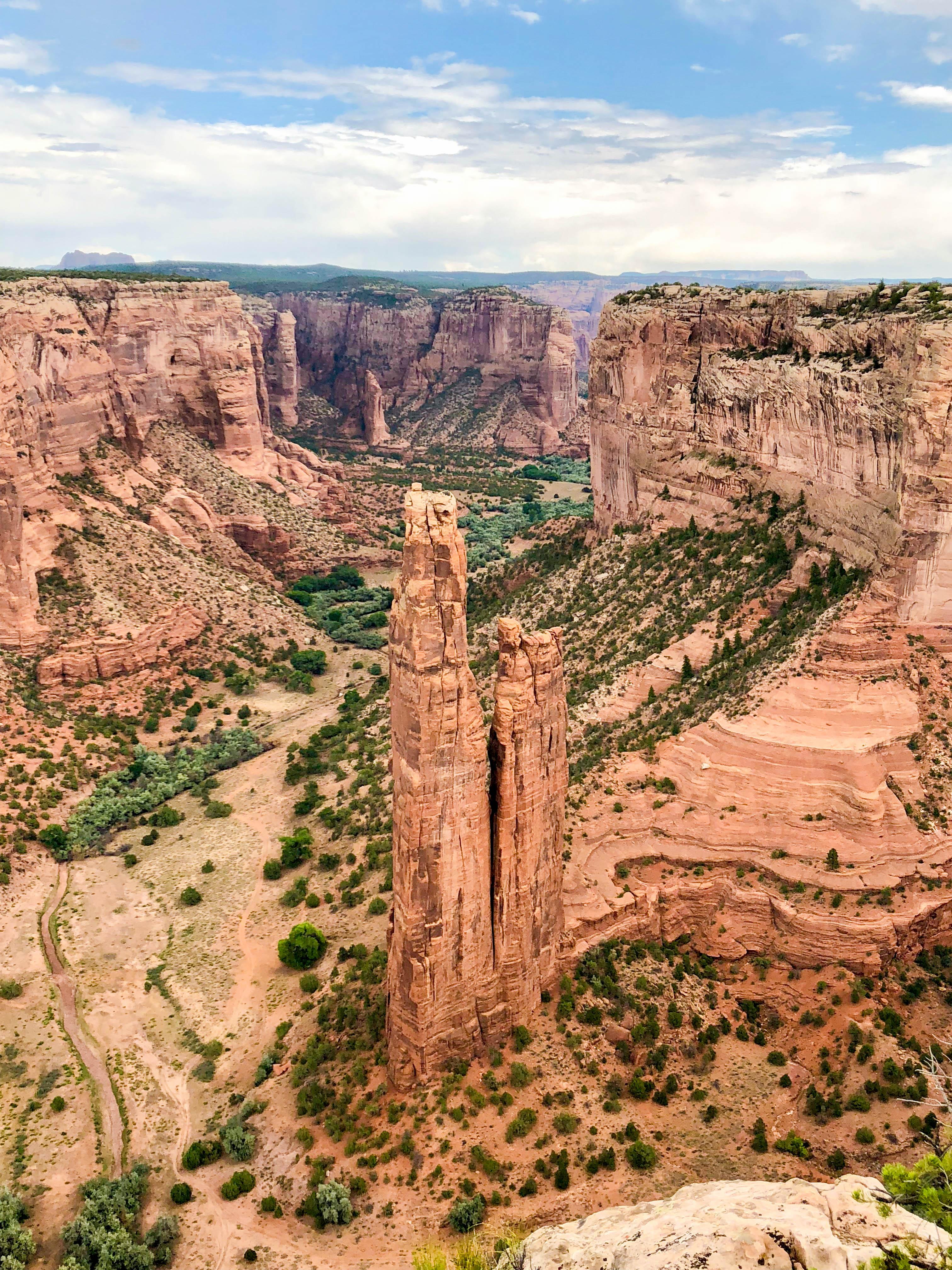 США Аризона Каньйон-де-Шей