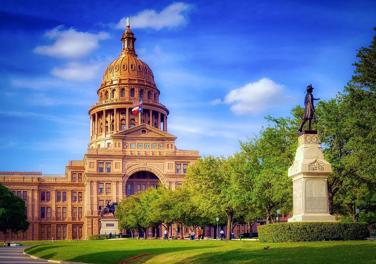 США Техас Остін