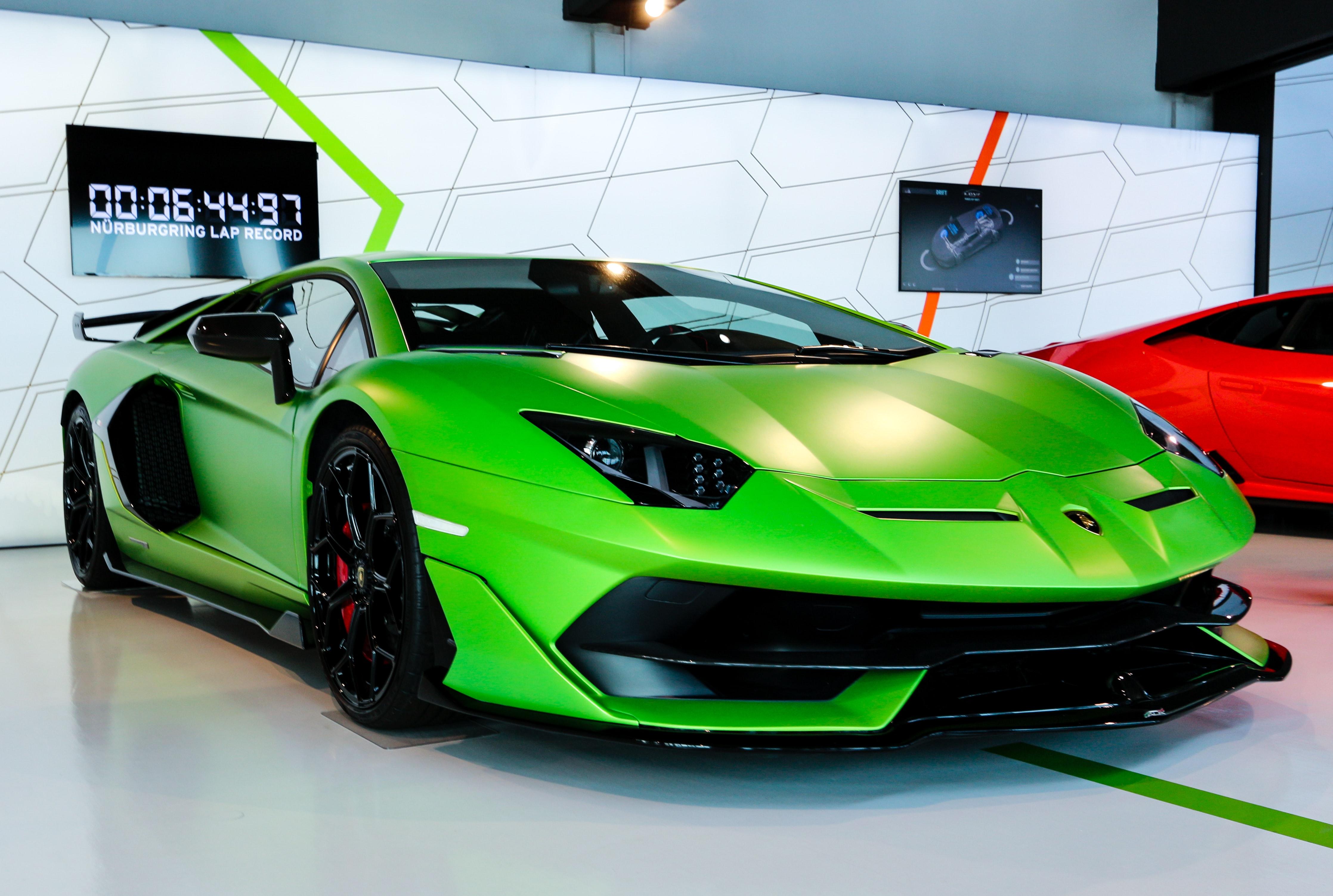 Італія Модена Lamborghini