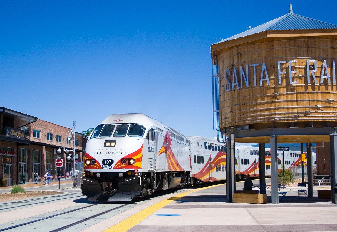 США Нью-Мексико Санта-Фе