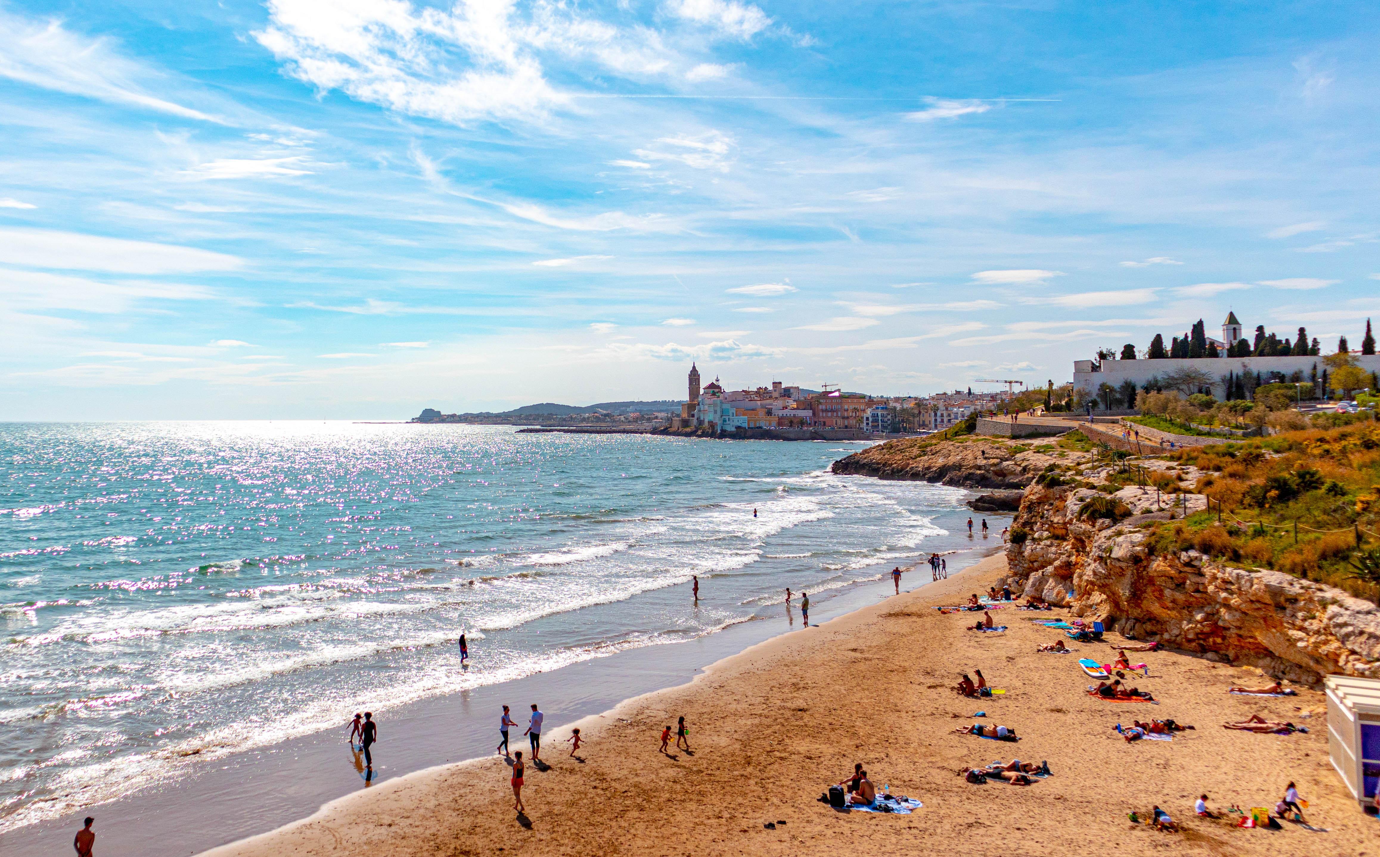 Іспанія Каталонія Сіджас
