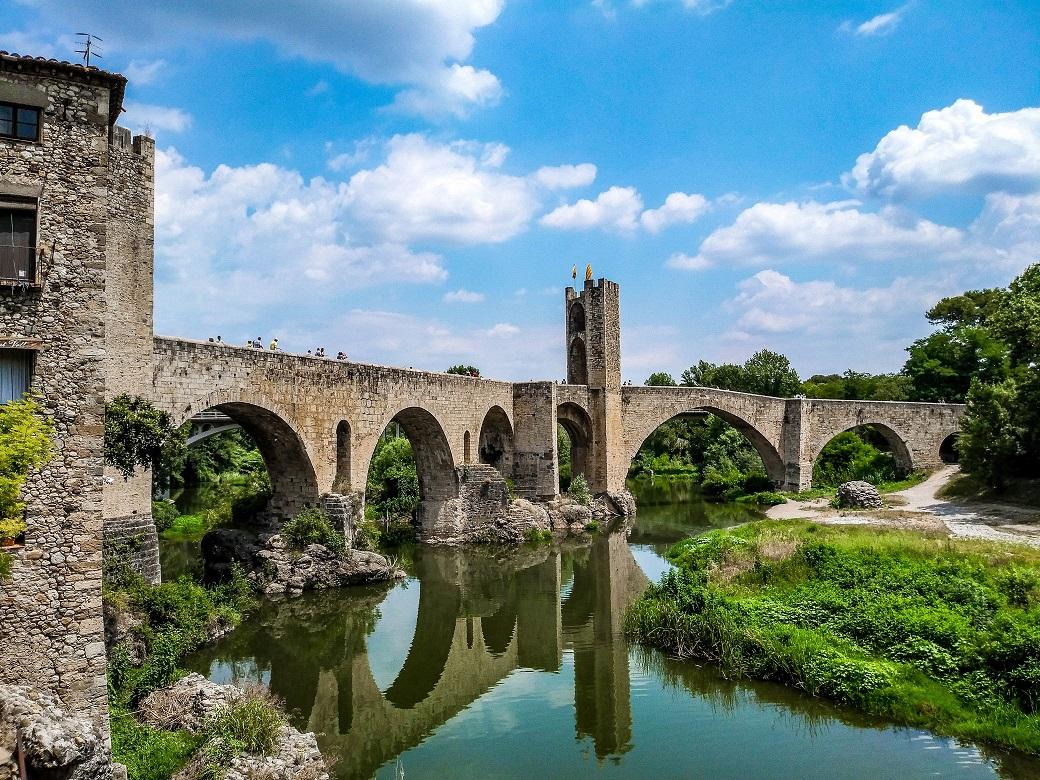 Іспанія Каталонія Бесалу