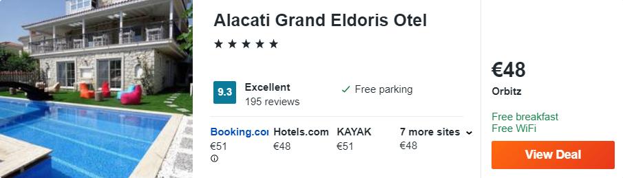 Alacati Grand Eldoris Otel