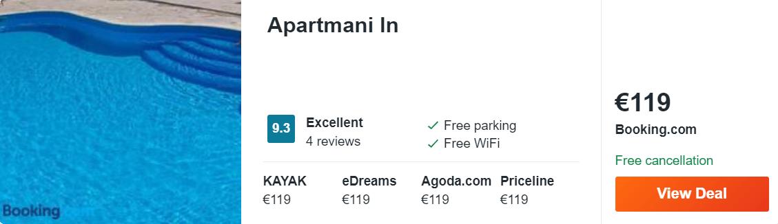 Apartmani In