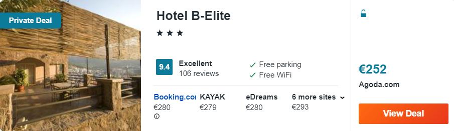 Hotel B-Elite