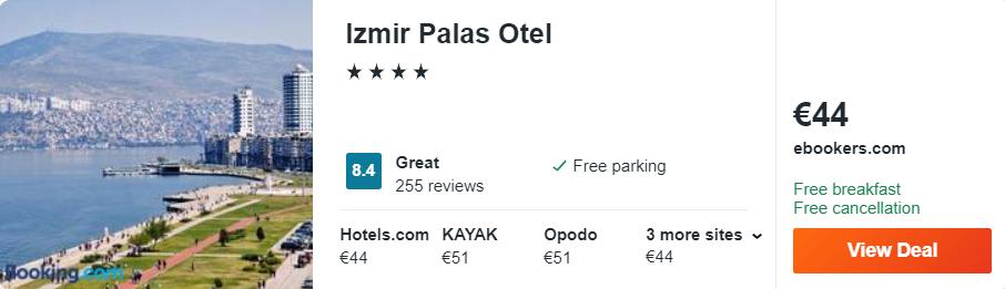 Izmir Palas Otel