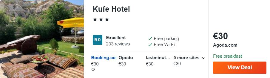 Kufe Hotel