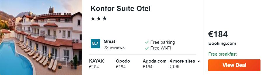 Konfor Suite Otel