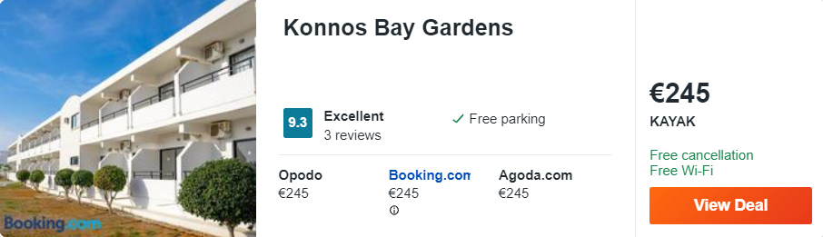 Konnos Bay Gardens