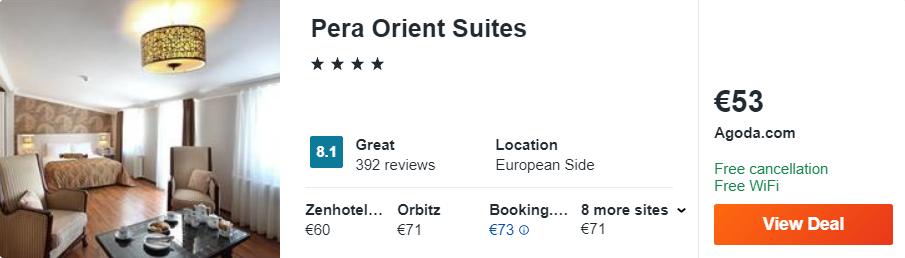 Pera Orient Suites