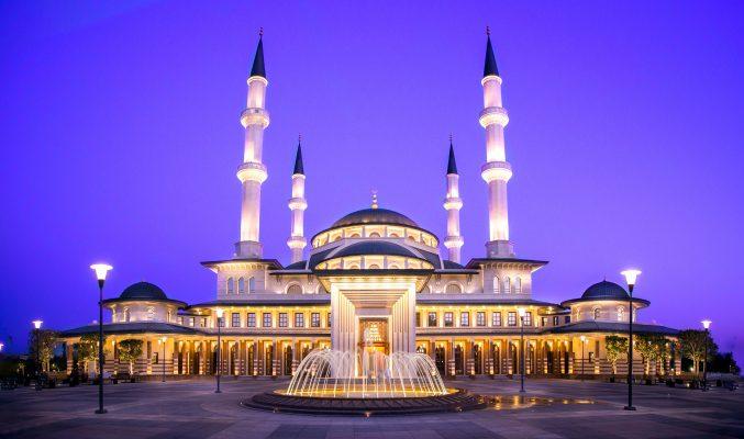 Туреччина Анкара мечеть